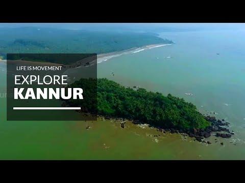 Kannur Aerial View   Aerial Shots of Kerala Destinations
