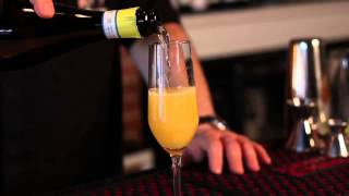 What Do You Need To Fix Mimosa Drinks? : Party Drinks