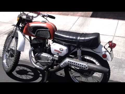 Jawa-Cz 175 TRAIL Model 482 Year 1972