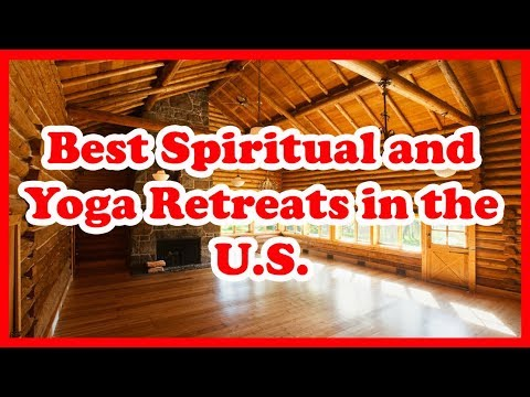 5 Best Spiritual And Yoga Retreats In The US |  Love Is Vacation
