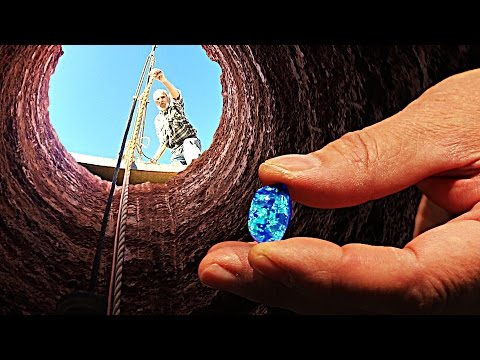 How to MINE OPAL gems in the OUTBACK - Smarter Every Day 164