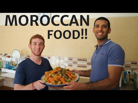 Searching for the Best Food in Morocco