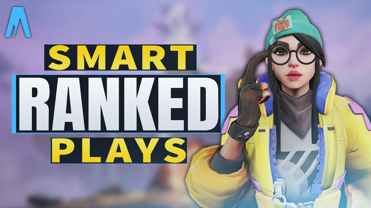 Smart Killjoy Outplays to Rank up With - Valorant
