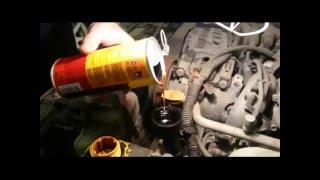 White Wings Garage: лечим двигатель Subaru