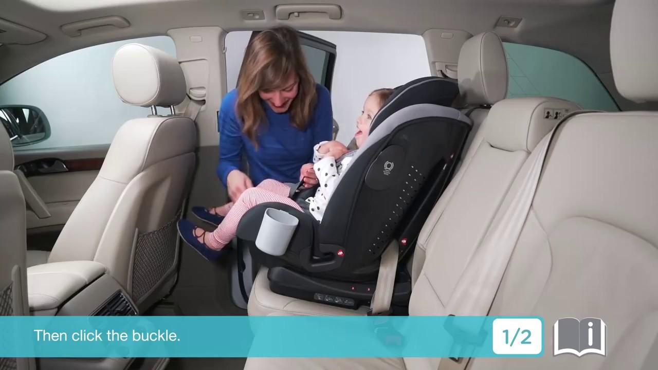 Slate Joie Bold Group 1-2-3 Car Seat