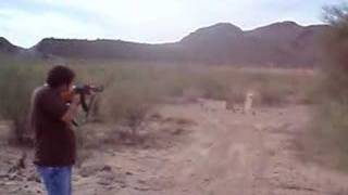 Stoner almost accindently kills everyone with ak-47/mak-90