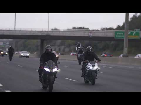 Stunt Riding With