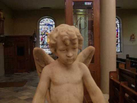 Angels and Demons at St Louis Cathedral New Orleans