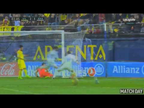 Alvaro morata winning GOAL vs villareal