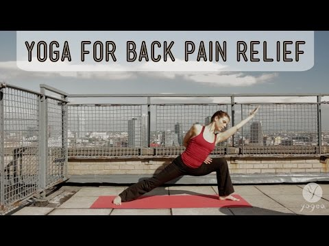 Lower back pain relief Yoga Routine: Spinal Tonic (intermediate level)