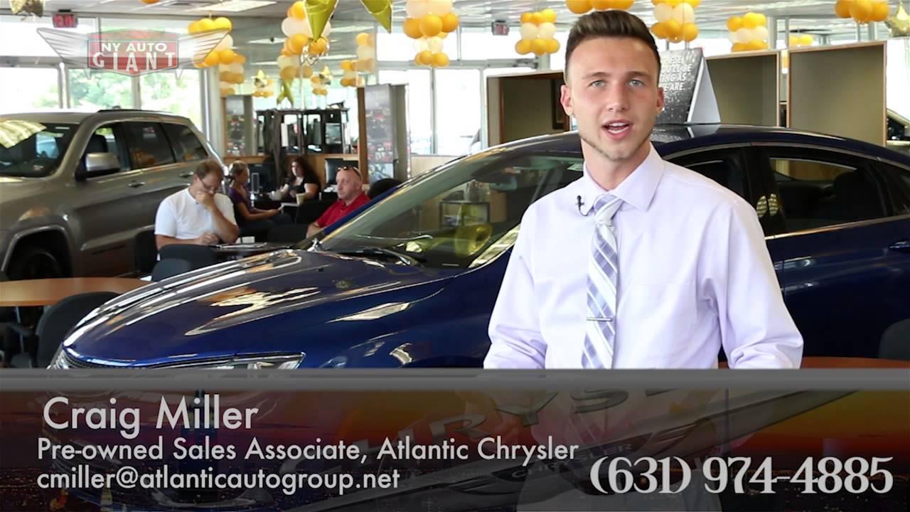 Introducing Pre Owned Sales Associate Craig Miller   Atlantic Chrysler Jeep  Dodge Ram