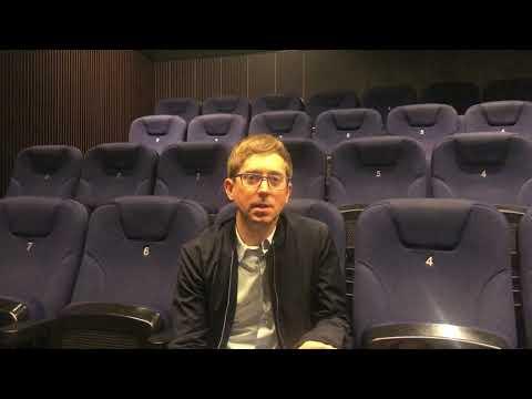 CHEF FLYNN - reżyser Cameron Yates zaprasza do Kina Pod Baranami Mp3