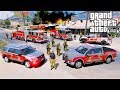 GTA 5 Firefighter Mod Sandy Shores Fire Department Ladder Engine Amp Chief Responding To Working Fire mp3