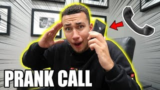 THE BEST PRANK CALL EVER!! thumbnail
