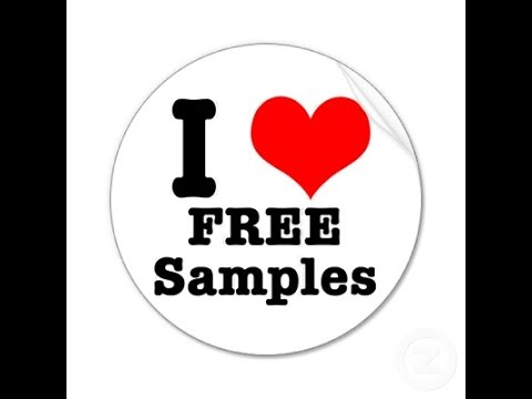 freebies free samples by mail 2016 youtube
