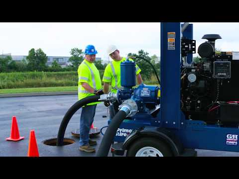 Gorman-Rupp Pump Safety Instructional Video