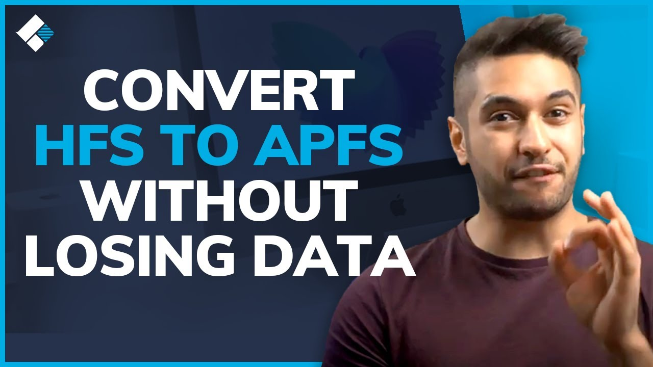 2 Easy Ways to Convert HFS/HFS+ to APFS Without Losing Data