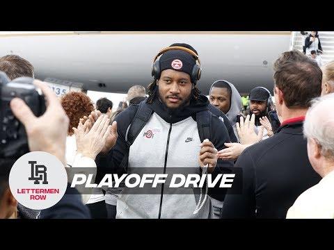 Ohio State: Buckeyes arrive for Fiesta Bowl, head straight to work