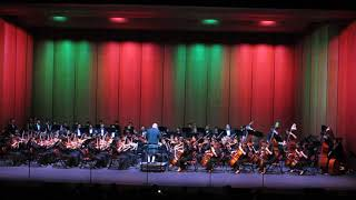 Arcadia High School Orchestra 3 Performing Arts Center Fight Song