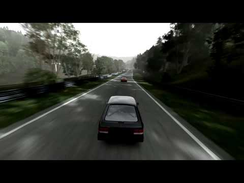 Forza 4: Shelby Omni GLHS: Nurburgring Track Day Event: Clean Lap (View 2)