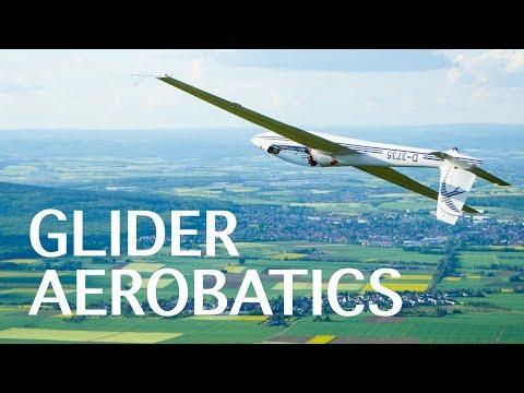 Glider Aerobatics - Moritz Kirchberg 4k