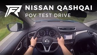 2017 Nissan Qashqai DIG-T 115 - POV Test Drive (no talking, pure driving)
