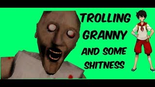 HOW TO TROLL GRANNY - FIRST VIDEO