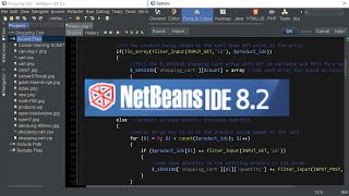How to Install & Beautify NetBeans IDE for PHP on Windows