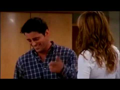 FRIENDS - Joey's 'How you doing'  fails miserably :D