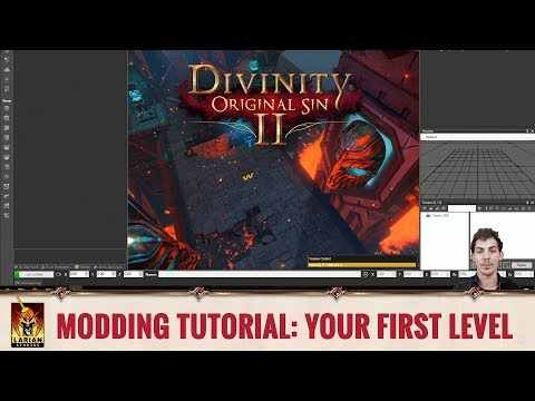 Divinity: Original Sin 2 - Modding Tutorial: Your first level