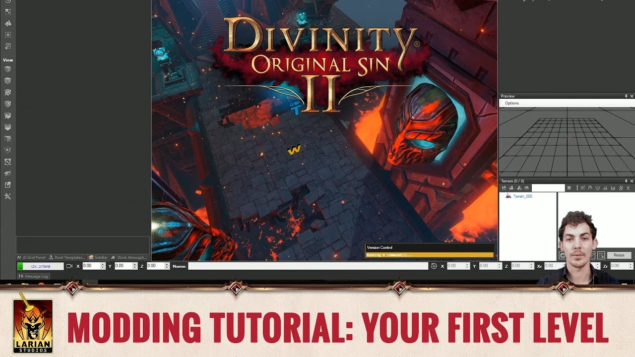 How to set up Divinity: Original Sin 2's mod tools | PC Gamer
