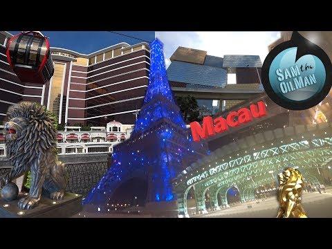 I travel to Macau