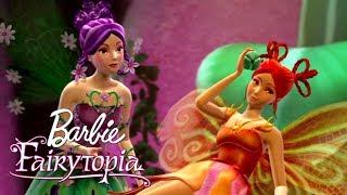 Новые неприятности. Барби Сказочная Страна: мультик.