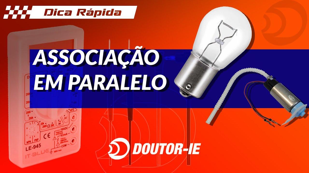 Associação de Consumidores em Paralelo - Aplicação Automotiva | Doutor-IE