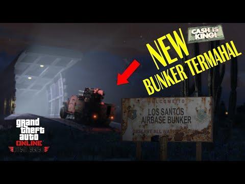 GTA 5 GUNRUNNING DLC Update - Habisin $15.000.000   Beli Bunker Termahal !!   Unlock Everything