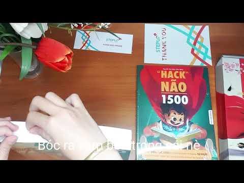 mua sách hack não 1500 từ vựng tiếng anh - Có gì trong Combo Sách Hack Não 1500, Hack Não IELTScủa STEPUP?