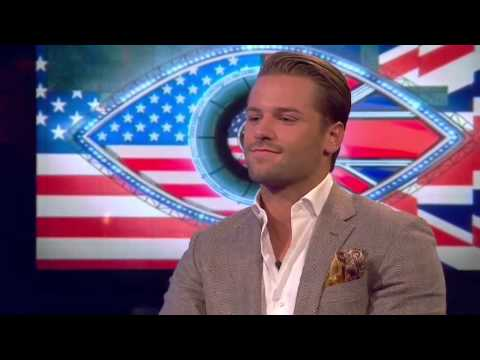 Watch winner James Hill's exit interview with Emma Willis