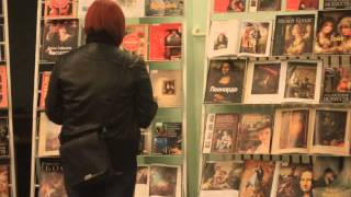 Ночь мастеров в Гомельской областной библиотеке (2013)