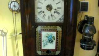 Repeat youtube video My clock collection 1 (10th of May 2011)