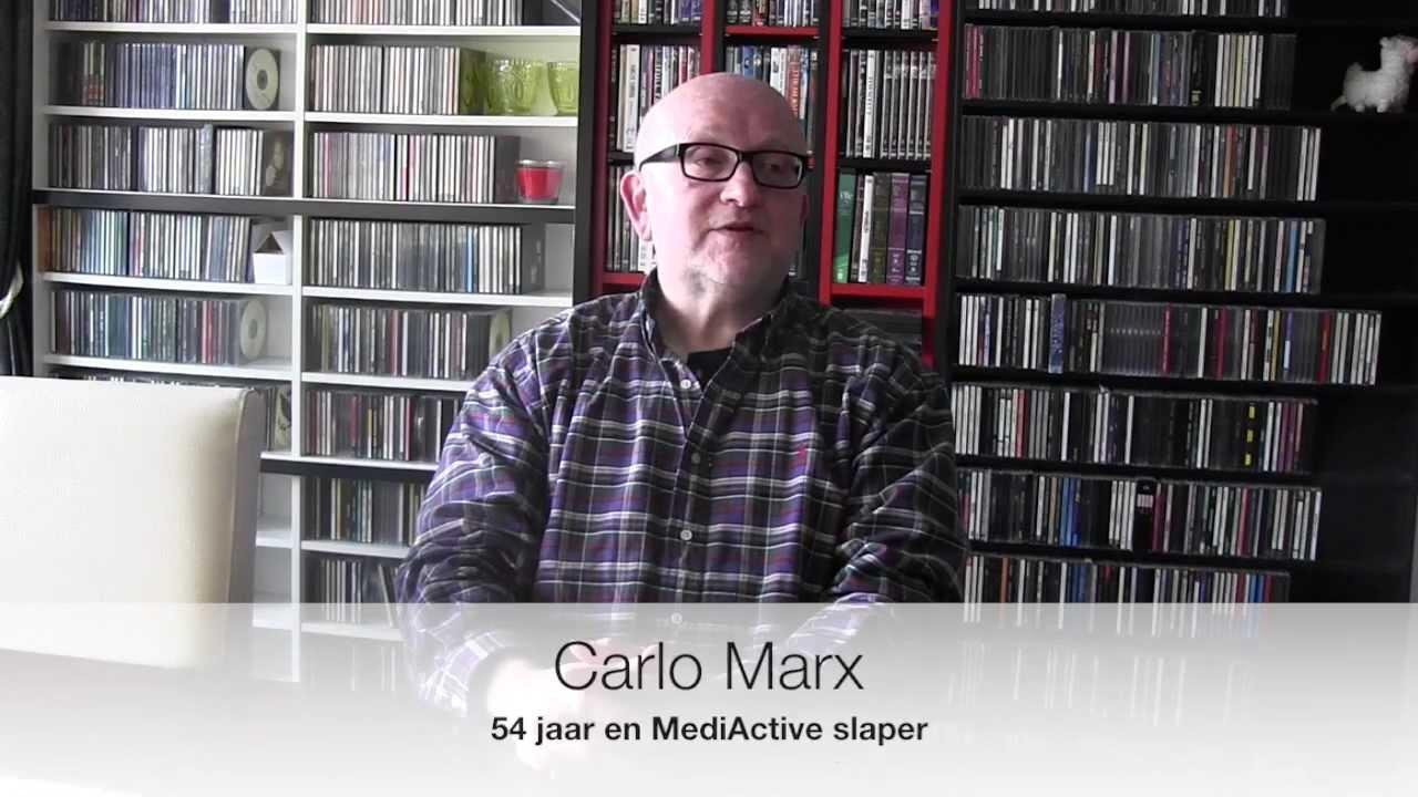 Mediactive matras ervaring carlo marx youtube