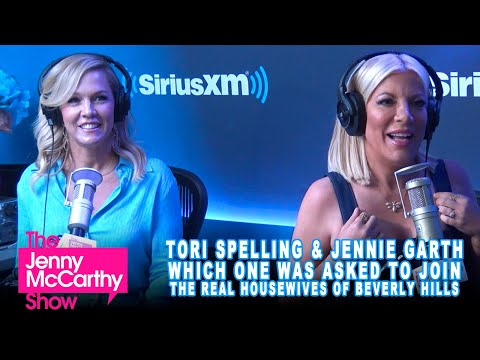 Tori Spelling makes bid for 'Real Housewives of Beverly Hills'