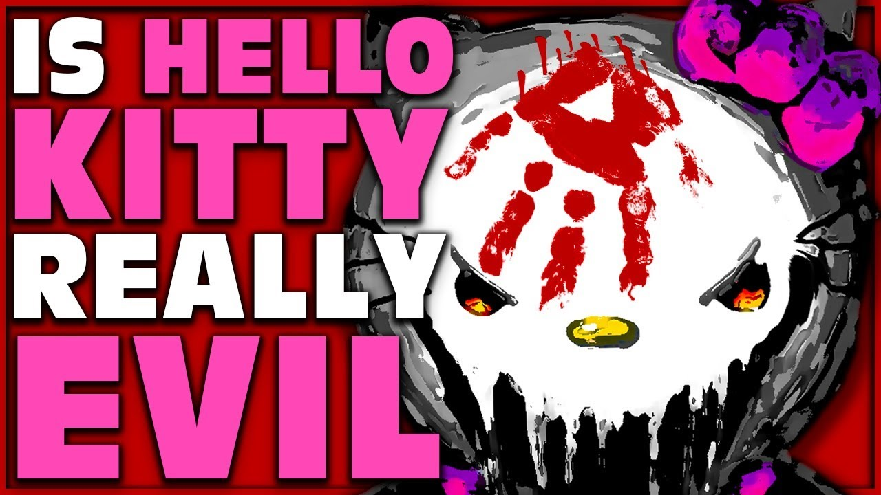 Download Wallpaper Hello Kitty Evil - maxresdefault  Perfect Image Reference_804316.jpg
