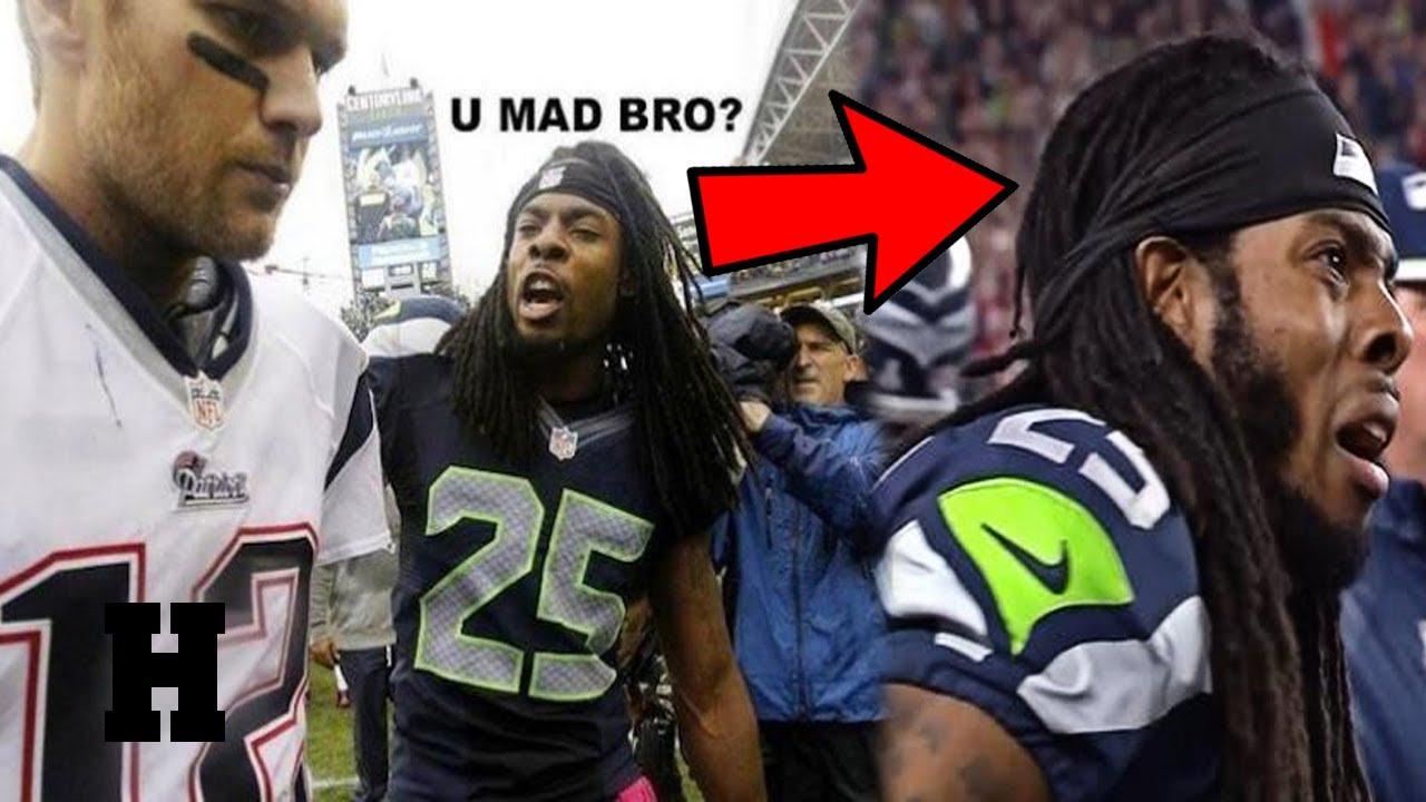 Patriots backup defensive lineman talking trash on Tom Brady is ...
