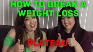 Break Your Weight Loss Stall/ Plateau on Keto!