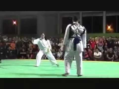 Pencak Silat PSHT VS Wing Chun Serruuu!!!
