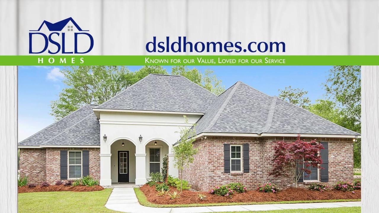 DSLD Homes Developments in Baldwin County on