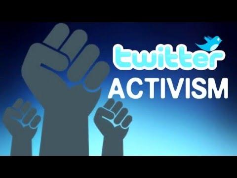 Twitter Activism