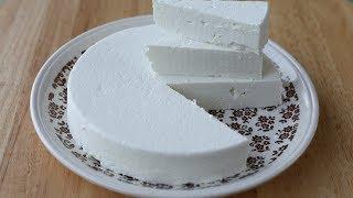 рецепт сыр из козьего молока