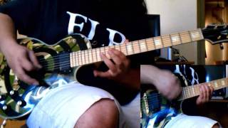 Lamb of God - Walk With Me In Hell guitar cover (Sacrament Producer Edition) - by ( Kenny Giron) kG