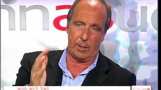 """14.11.09 Giampiero Ventura ad Antenna Sud Sport """"Prepartita"""" - Parte 1"""